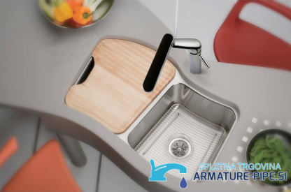 Kuhinjska/kopalniška armatura EYN KA05738