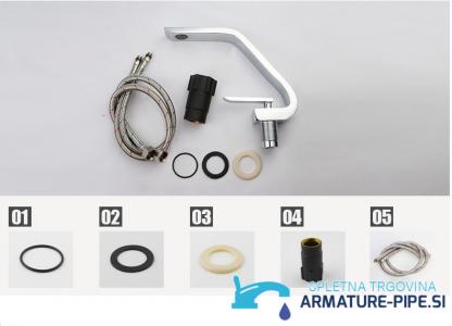 Kuhinjska/kopalniška armatura EYN KA933141