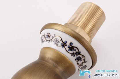 Naticna Armatura S Keramiko Rustikalna Pipa Eyn Aq1129 10