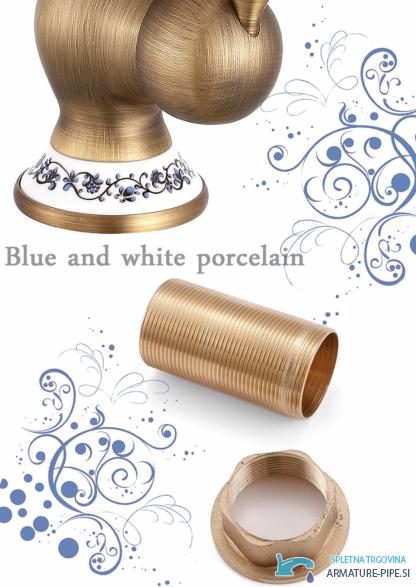 Naticna Armatura S Keramiko Rustikalna Pipa Eyn Aq1129 7