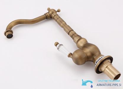 Naticna Armatura S Keramiko Rustikalna Pipa Eyn Aq1129 9