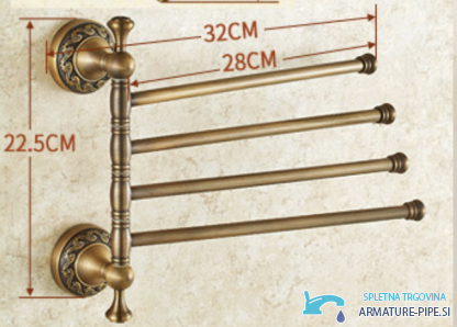 Anticni Rustikalni Dodatki Za Kopalnico Eyn Aqd1359 10