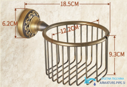 Anticni Rustikalni Dodatki Za Kopalnico Eyn Aqd1359 12