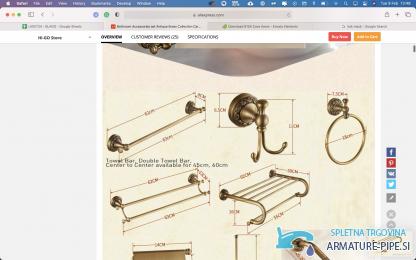 Anticni Rustikalni Dodatki Za Kopalnico Eyn Aqd1359 3