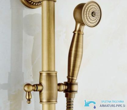 Anticni Rustikalni Termostatski Tus Nadometna Prha Eyn Ats1206 4